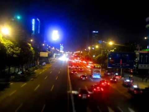 Shenzhen City in Time Lapse - Full length