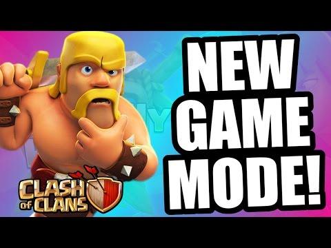 Clash Of Clans - NEW GAME MODE DETAILS! - OCTOBER UPDATE SNEAK PEEK 3