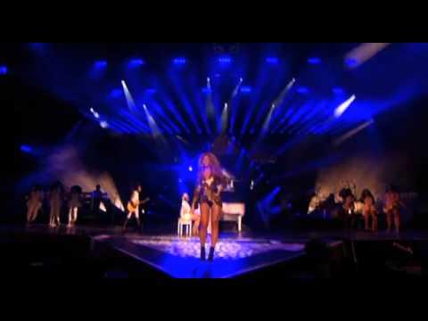 Beyonce live at Glastonbury  Irreplaceable (BBC)
