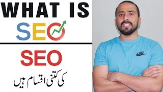 What is Seo & How Many Types of Seo || Detailed in Urdu Hindi