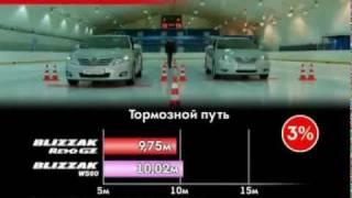 видео Шины Bridgestone Blizzak Ice