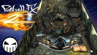 Skyrim - Pinball FX2 (Steam) - Crow Pinball