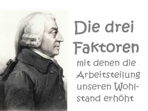 Adam Smith Unsichtbare Hand Einfach Erklärt