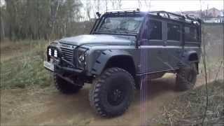 Lаnd Rover Defender Tibus