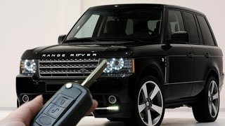 Замена аккумулятора и корпуса ключа автомобильного Рэндж Ровер, Дискавери 3,  Land Rover Discovery(, 2016-01-28T13:48:02.000Z)