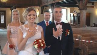 Olga&Paweł | wedding trailer 2017 | pałac Aureus