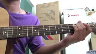 Chờ anh nhé - Nguyễn Hoàng Dũng guitar cover