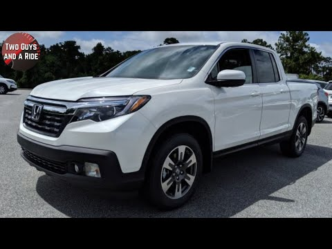 Two Guys and a Ride - Our Review of the 2019 Honda Ridgeline
