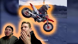 DIE KRASSESTEN SUPERMOTO STUNTS