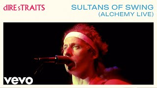Dire Straits - Sultans Of Swing  Alchemy Live