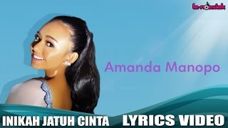 Download Video Amanda Manopo - Inikah Jatuh Cinta (Official Lyric Video) MP3 3GP MP4