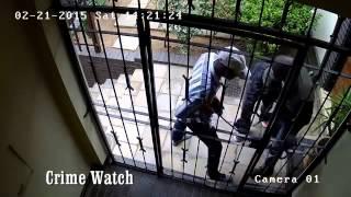 Lắp Camera chống trộm ko ngờ lại quay được cảnh này