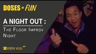 The Floor Improv Night - #YOUIT | Doctor's adventure | You are your best medicine | KIENVUUMD