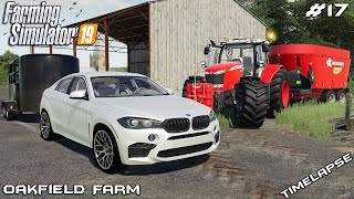 Animal Care & selling products | Animals on Oakfield Farm | Farming Simulator 19 | Episode 17