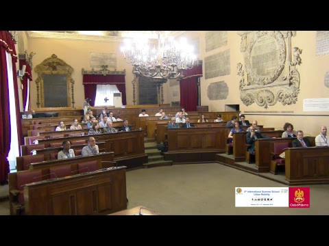 Presentazione della 5th International Summer School Urban Mobility Palermo 2018
