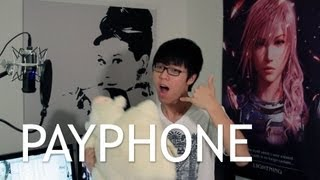 Maroon 5 - Payphone - Jun Sung Ahn Violin Cover