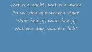 Gers pardoel en Guus Meeuwis- Nergens zonder jou (Met songtekst).wmv