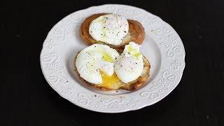 відео яйце пашот як зробити