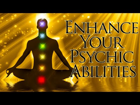 Pineal Gland Guided Meditation - Enhance Your Psychic Abilities : Third Eye Opening Binaural Audio