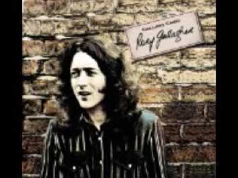 """Rory Gallagher - """"Edged In Blue"""""""