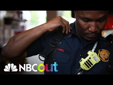 LGBTQ Firefighter Is Putting Out Fires And Stereotypes | NBC Out | NBC News