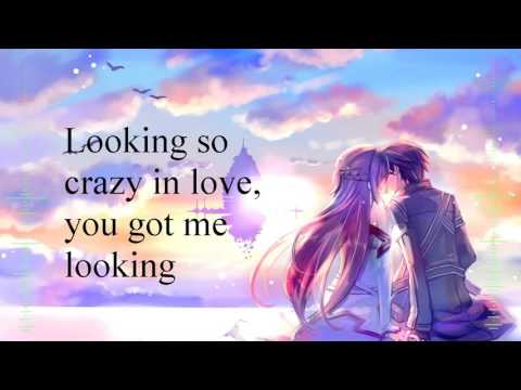 The Eden Project - Crazy in Love (Lyrics)
