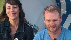 Strandkorbgespräch mit Anneke Kim Sarnau und Hinnerk Schönemann