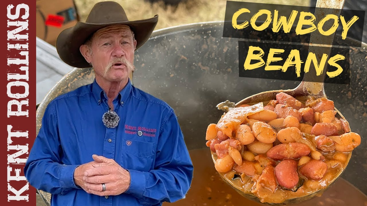 Traditional Cowboy Beans