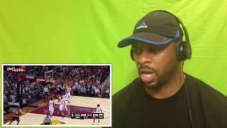 knicks vs cavaliers highlights reaction