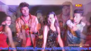 Desi Ki Botal || 2016 New Haryanvi Dance Song || Delhi की छोरी || Lattest Song 2016 || NDJ Music
