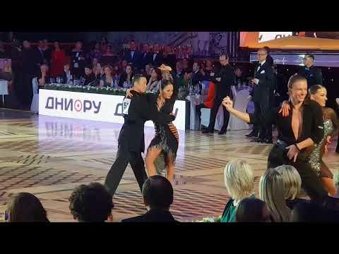 Tang Yiming  & Huang Xinyi Cha-Cha Final Kremlin Cup Amateur Latin