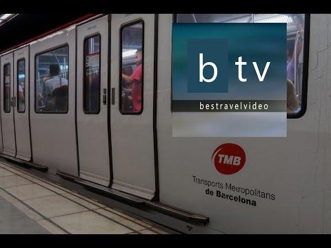 TMB Transports Metropolitans de Barcelona Metro Wagons.