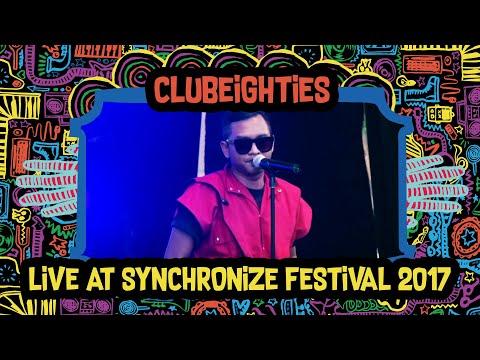 Clubeighties Live at SynchronizeFest - 8 Oktober 2017