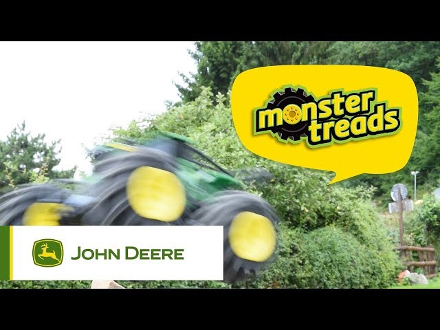 John Deere | Monster Treads