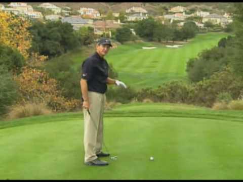 Hank Haney Golf Tip - Swing Plane