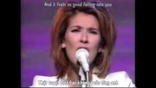 [BH Vietsub+Lyrics] Falling Into You - Celine Dion [Live]