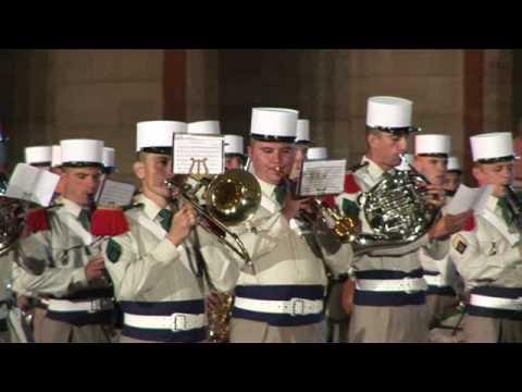 Concert du Festival international de musique militaire de Paris