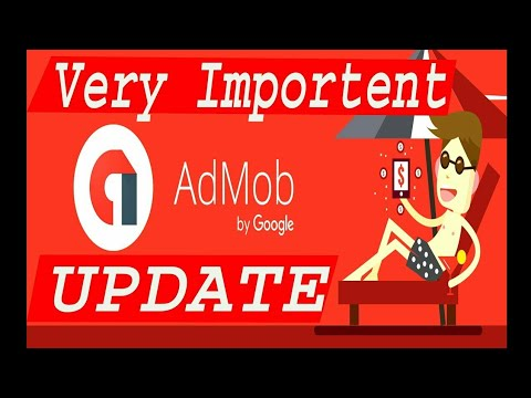 Admob very important update 2018 II Technical Student