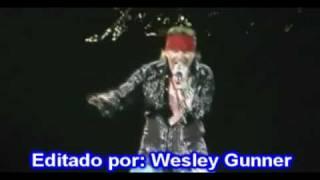 axl rose medley vocal
