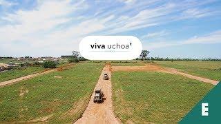 VIVA UCHOA – OBRAS DE ABERTURA DAS RUAS