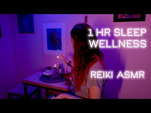 One Hour Sleep Wellness, Reiki with ASMR
