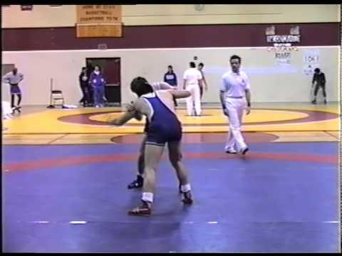1993 OUA Championships: John Burke vs. Sang Kim