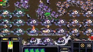 Repeat youtube video 스타크래프트 유즈맵 드라군 천부대 막기 1000부대 막기! 하하 (starcraft use map setting dragoon defence)