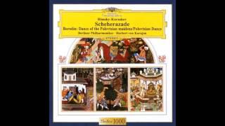リムスキー=コルサコフ - 交響組曲《シェエラザード》Op.35 カラヤン ベルリンフィル 1967