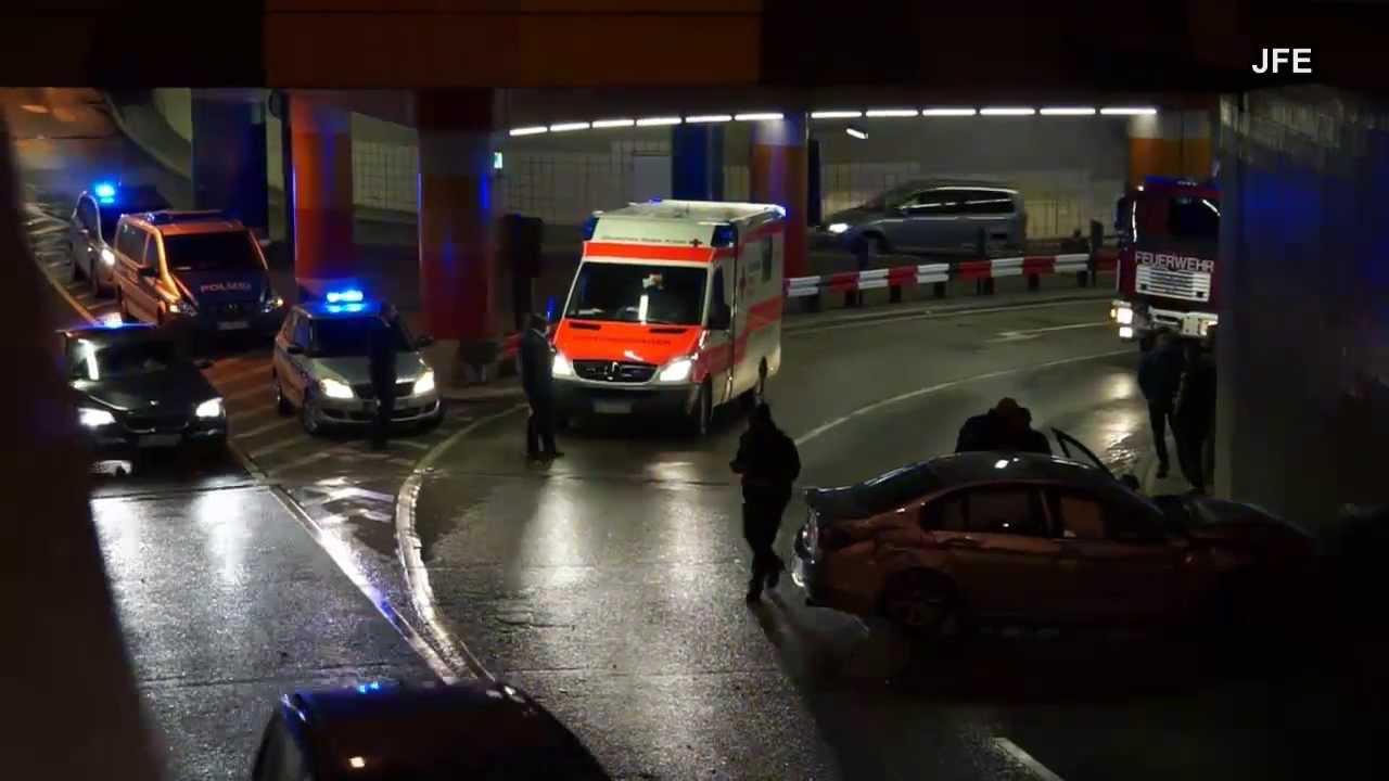 Verkehrsunfall Darmstadt