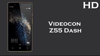 videocon z55 dash announced with 5 0 inch display 2200mah battery 1gb ram android 4 4 kitkat