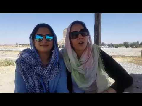 Travel to Iran is highly recommended by American tourists, WFTGA 2017, Iran