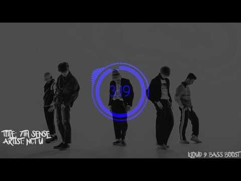 [BASS BOOSTED] NCT U - 7th Sense