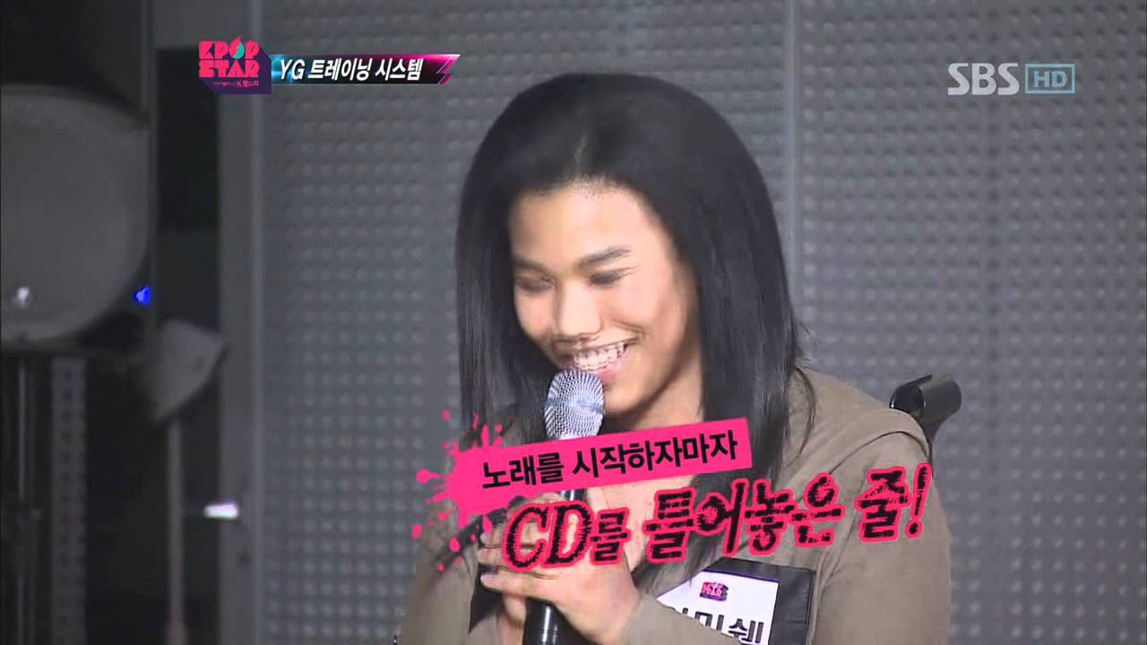 KPOPSTAR ep9 . YG Training - Lee Michelle - YouTube