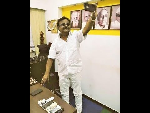 vijayakanth latest funny